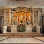 Altar der Kreuzkirche Dresden