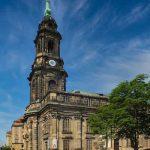 Kreuzkirche Dresden Außenansicht - Vorschau