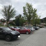 Parkplatz Fidelio-F.-Finke-Straße in Dresden Loschwitz